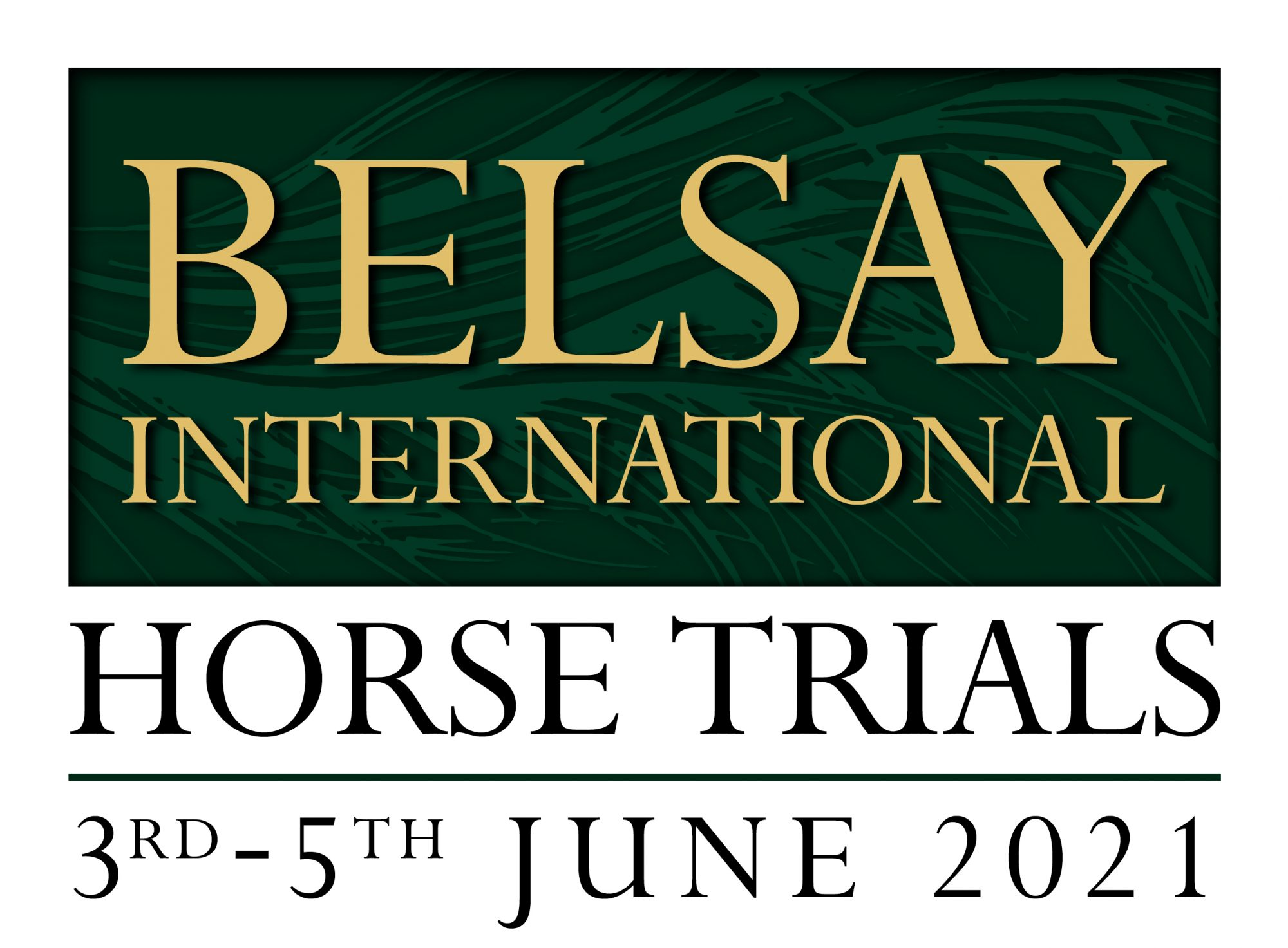 belsay horse trials logo